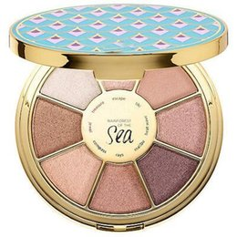 Wholesale Sea Wear - Latest Makeup Eyeshadow Palette limited-edition Rainforest of the Sea Highlighters Eyeshadow Makeup Palette 8 colors Cosmetic Free Shipping