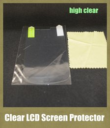 Wholesale Iphone S4 Screen - touch screen protector for samsung galaxy iphone screen protector samsung galaxy s4 screen protector for iphone 6 SSC002
