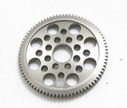 Wholesale Racing Components - 80T 85T Metal Gear Spur Gear for SAKURA CS   XIS Drift Racing Car Steel tooth parts order<$18no track