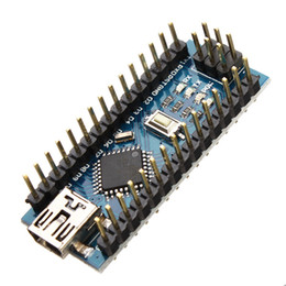 Wholesale Atmega328p Board - Wholeslae ATmega328P for Nano V3 Controller Board Compatible Improved Version for Arduino order<$18no track