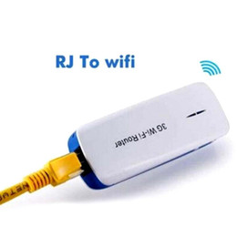 Wholesale 3g Hotspot Router Portable - 5 in 1 Mini Portable 150Mbps 3G WIFI Mobile Wireless Router Hotspot
