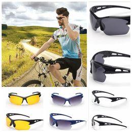 Wholesale Women Professional Wear - Men Driving Cycling Sport Sunglasses Unisex UV Professional Sport Glass Sunglasses Outdoor Bike Eye Wear Sunglasses 1000PCS YYA943