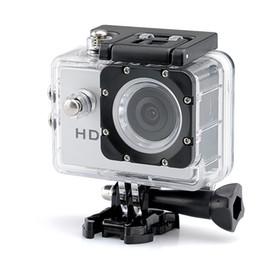 Wholesale Free Surf - Hot selling 1080p HD Sport Camera - 2.0 Megapixels CMOS Sensor 140 Degree Lens Angle 30 Meter Waterproof Range Free shipping