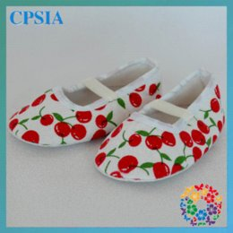Wholesale Baby Wear Sale China - Sweet Baby Girl Cherry Shoes Hotest Lovely Girl Wear Cute Shoes Baby 2014 shoes imported from china -Hot sales