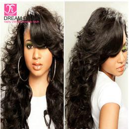 fermeture à cheveux bella Promotion 7A cheveux brésiliens tissent des cheveux tisse avec des fermetures bella cheveux tisse une fermeture