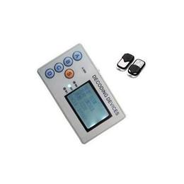 Wholesale 433mhz Duplicator Remote - PWcar 315MHZ 330MHZ 430MHZ 433MHZ 4 in 1 remote control keyless entry duplicator decoder + A315 remote car key pair copy