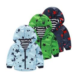Wholesale Childrens Boy Coats - Boys Jacket Child Clothes Kids Clothing Boy New 2016 Childrens Spring Autumn Coat Kids Jackets Children Outwear Kids Coat Boys Hoodie C20319