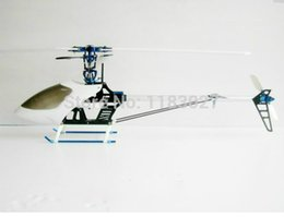 Wholesale helicopter main blades - Wholesale-Free Shipping X500 EP Helicopter Kit with Wooden Main Rotor Blade (all-metal)