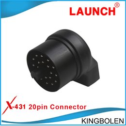 Wholesale Diagun Iv - 20Pin Connector for BMW for X431 iDiag  Diagun III  IV Post free shipping
