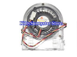 Wholesale Graphics Cards Asus - Y.S.TECH 45mm YD124515MB B6015L12F 12V 0.15A 3 Wires vga coole fan with transparent cover For ASUS X48