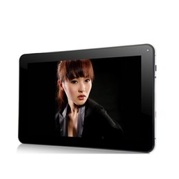 Wholesale Nice Cameras - Wholesale-9 Inch A33 Quad Core Android Tablet 1GB Ram 16GB Rom Wi-Fi Bluetooth External 3G Tablets Pc 9 Inch Dual Camera Big Bettery Nice