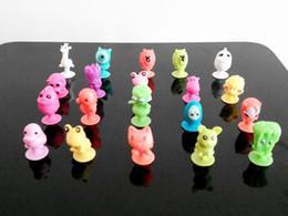 Lindo PVC Stikeezs Anime Figuras Muñecas Aus Dem Weltall Komplett Satz Mit Allen Varios Estilos Niños Regalos desde fabricantes