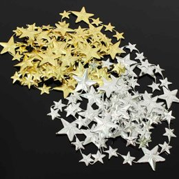 Wholesale Angle Ornaments - Hot Sale 300cm Xmas Star Chain Decoration Party Home Supplies House Christmas Tree Ornament Five-Angle Stars Happy New Year Link