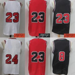 Wholesale Green Chi - CHI 2018 New Basketball Jersey Men Women Youth,Signature Retro Kids, 23 MJ 8 ZL 24 LM ,USA Dream Team All Star Embroidery Logo children