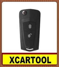 Wholesale Kia Sportage Remote - car Auto key for Modified Remote Key Shell 2 Button For New KIA Sportage 5pcs lot