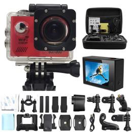Ltps lcd voll hd online-Sport-Action-Kamera Original SJ7000 wifi tauchen 30 Mt full1080P HD 2.0 LTPS Sportkamera SJ5000 wifi plus Stil Mini-Kamera