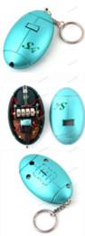 Wholesale Guard Safety Security Alarm - LilacLine useful Personal 120dB Guard Safety Security Siren Alarm Light Original! car alarm band alarm circuit