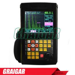 Wholesale Digital Ultrasonic Flaw Detector - Digital Ultrasonic Detector Leeb520 ultrasonic flaw detector