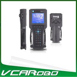 Wholesale Tech Code Reader Isuzu - 2015 GM tech2 pro kit + tis2000 For Vetronix GM TECH 2 scan tool Six Software(GM,OPEL,SAAB ISUZU,SUZUKI HOLDE GM Tech2 without black case