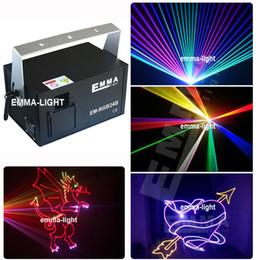 Wholesale Animation Lasers - Wholesale- Chrismas laser rgb 1.5w animation Lazer light for club