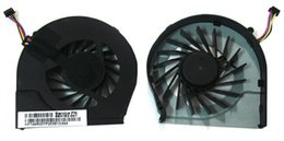 Wholesale Hp Laptops Cpu Fan - NEW For HP Pavilion G4-2000 G6-2000 G7-2000 G7-2054CA Laptop CPU Cooling Fan DC5V-0.5A 4 wires 683193-001 680551-001