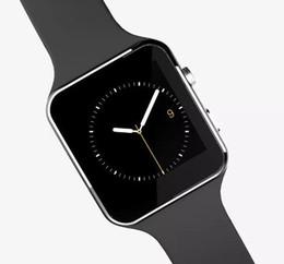Bluetooth smart watch X6 con cámara Soporte para tarjeta SIM Android 1.54 pulgadas LED Smartwatch para teléfonos Android ios 2017 2018 desde fabricantes