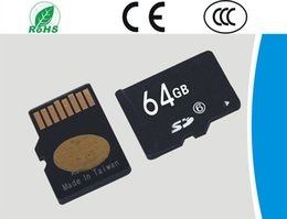 Wholesale Memory Sd Mini 32gb - Real capacity Micro SD card memory card MINI SD card 4GB   8GB   16GB   32GB   64GB TF card memory card