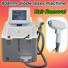 Wholesale Brand New Equipment - Brand new CE approved factory direct sale painless fast permanent Laser Hair Removal equipment beauty 808nm diode laser hair removal machine
