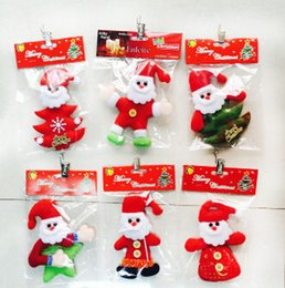 "Wholesale Cheap Christmas Tree Gifts - Wholesale-2015 New Christmas &New Year Decoration"" Santa Claus"" Tree Cheap Christmas Ornaments &Gifts Free Shipping"