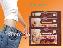 Wholesale Slim Navel Stick - 50pcs The Third Generation Hot-Free Shipping Slimming Navel Stick Slim Patch Weight Loss Burning Fat Patch