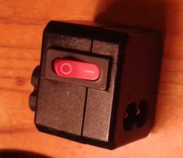 schlanker netzteil Rabatt Neue Slim Power Switch Adapter-Taste an aus für PS3 Spielkonsole