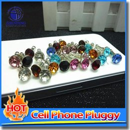 Wholesale Cell Phone Accessories Dust Plug - Anti Dust Plug Stopper 3.5mm Dirt Proof For Cell Phone Dust Plug Cap Jack Accessory