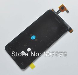 Wholesale G2s Screen - Wholesale-Black G2S LCD Display+Touch Screen Replacement Assemble For JIAYU G2S Touch Pane+Free Shipping
