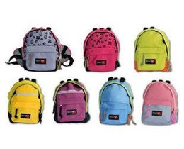 Wholesale School Bag Carrier - Wholesale-FREE SHIPPING!! Hot-selling beauty . cool dog paw backpack dog backpack school bag