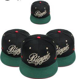 Biggie snapback caps online-Mode Ball Caps Biggie Cayler Sons Hysterese Hüte balck grün Herbst Winter Hip-Hop Baumwolle verstellbare Hüte für Männer oder Frauen Hüte Drop Ship