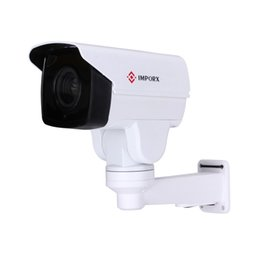 Wholesale New Ptz Ip Camera - Hot Sell 2016 New Arrival Rotary Bullet PTZ Camera with Onvif 1080P MINI PTZ IP Camera 10X ZOOM IR 80M outdoor cctv IP Camera