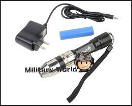 Wholesale T5 Flashlight - TrustFire T5 CREE XR-E LED 2 Mode 139 Lumens 4.2V 1x18650 Portable Waterproof Shockproof Flashlight for Jade Identification order<$18no trac
