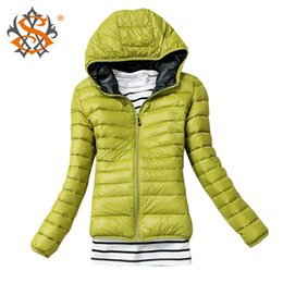 Wholesale Down Feathers Coat - HD-New 2016 Fashion Parkas Winter Female Down Jacket Women Clothing Winter Coat Color Overcoat Women Jacket Parka 538TN