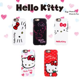 Wholesale Cheap Cute Cases For Iphone - Cute Phone Case For IPhone 6 Plus 2016 New Fashion Cell Phone Accessories For IPhone 6 Phone Covers With Tpu Cheap Cell Phone Bumpers