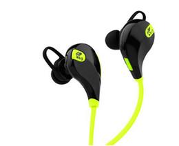 Oreillette bluetooth qy7 en Ligne-QY7 Mini USB Sans Fil Bluetooth 4.0 Écouteurs Casque Stéréo Écouteurs Casque Mic pour iPhone Sumsung Livraison Gratuite