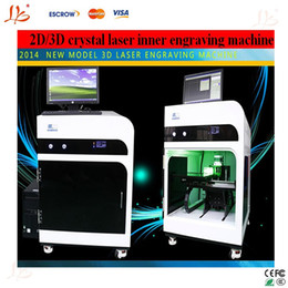 Wholesale Crystal Engraving Machine - Personality design LY 2D 3D Laser inner engraving machine for crystal inner engraving