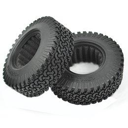 Wholesale Rc Crawler Parts - 4 pcs x RC 1:10 Escalada Rock Crawler 1.9 Polegada 100mm Pneus Pneu Tamiya D90 SCX10