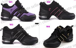 Wholesale Dance Sneakers New - FREE SHIPPING 2017 new Women Sports Shoes Fashion Canvas shoes Fitness Upper Modern Jazz Hip Hop Sneakers Dance Shoes canvas shoe