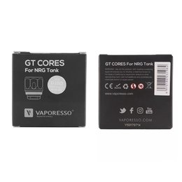 Wholesale Coils Cores - Vaporesso GT Series Cores NRG Coil Head GT2 GT4 GT6 GT8 0.15ohm Replacement Coils for REVENGER Kit and NRG Tank