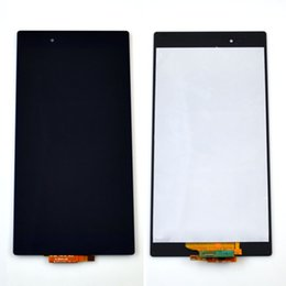 Wholesale Xperia Z Lcd - Digiziter LCD For Sony Xperia Z Ultra XL39h XL39 C6806 C6843 C6833 LCD Display Panels Touch Sreen Assembly Repair Parts Replacement