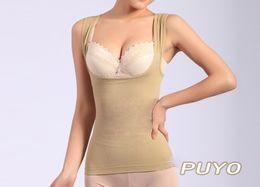 Wholesale Plug Panties - Wholesale-New Accurate plug size sexy women bodysuits underwear slimming control Panties corset body beauty waist Cinchers