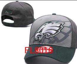 Wholesale Fabric For Printing - hot sale New Fashion Unisex Philadelphia Hats Eagles adjustable for Men women Snapback Cap