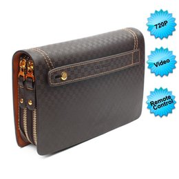 Wholesale Dvr Handbag - 2015 New Sale free Shipping 8gb Hidden Camera Camcorder Handbag Bag Dv Dvr 1920x1080p Fashion Man Mini
