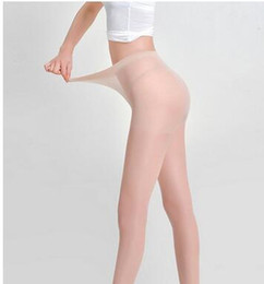 Wholesale Hot Tights - Hot style ultrathin steel silk stockings Super sexy silk stockings tights Gears thin leg velvet filament socks