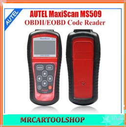 Wholesale Gm Services - hot selling free shipping 2015 Autel Maxiscan MS509 code reader scanner with high quality and best service